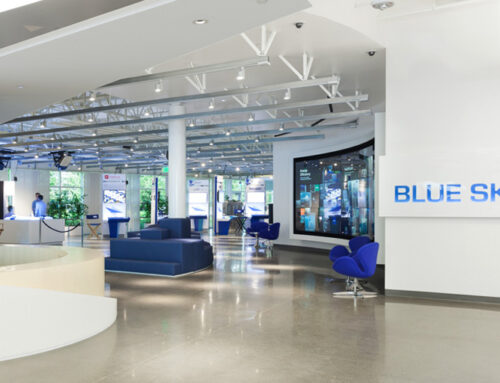 iDesign Provides Touch Technology for Jabil's Blue Sky Innovation Center